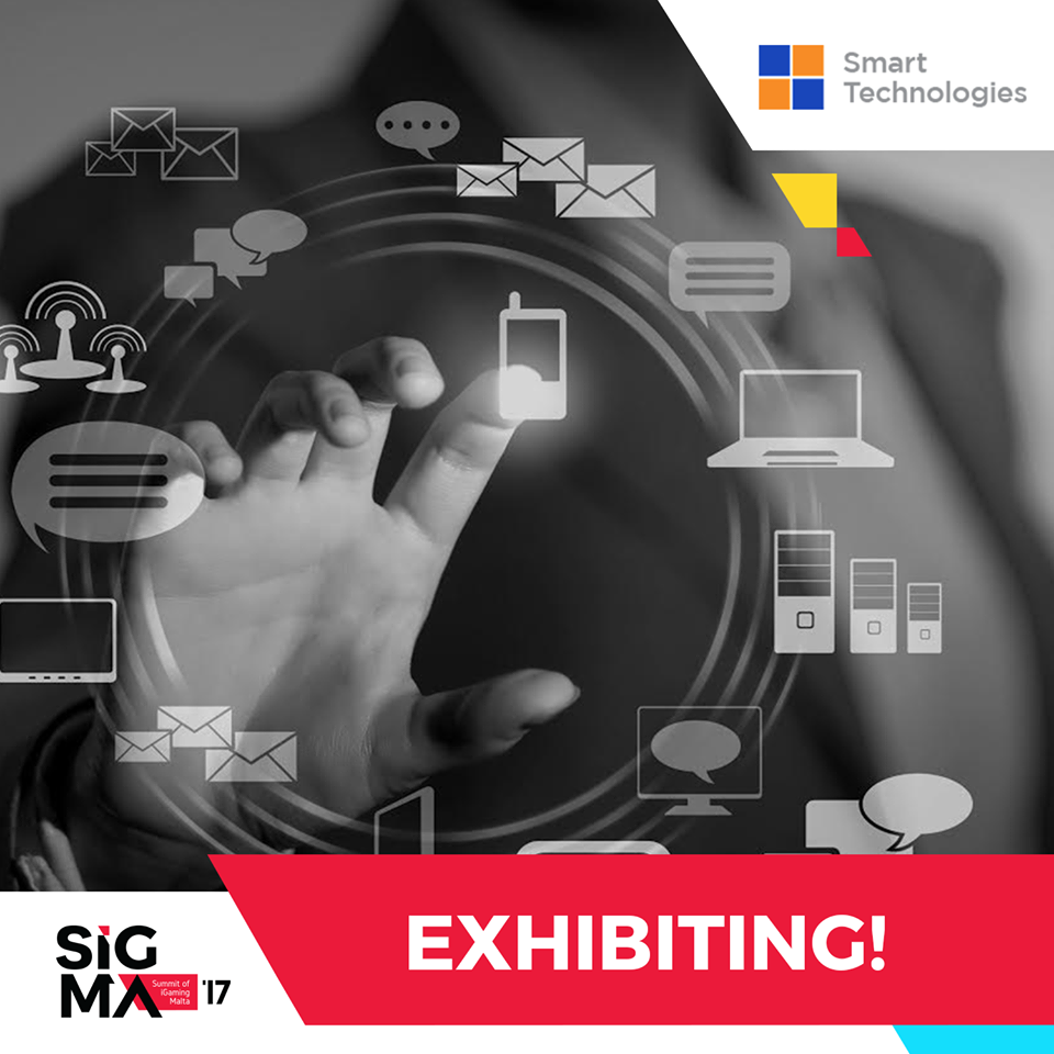 Smart Technologies participates in SiGMA 2017